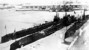 Николай 2. Основатель подводного флота России. 4