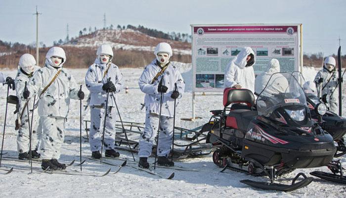 Арктика как приоритетное направление Минобороны