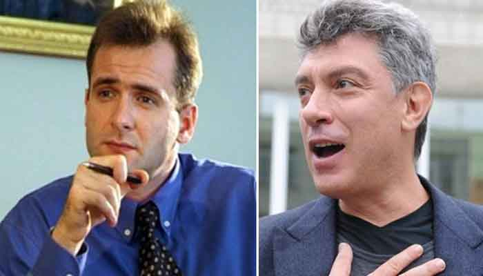 Немцов и Гонгадзе