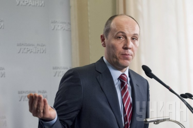 Парубий: Украина при поддержке Запада